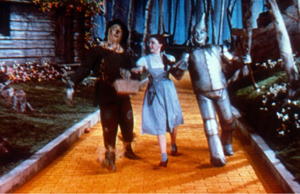 """Wizard Of Oz"" Theme Park"